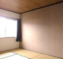 もう一つの和室も。くつろげそうだ。